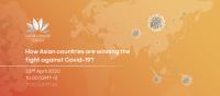 Fundacja Lotus League zaprasza na panel ekspercki online dot. walki z koronawirusem w państwach Azji Południowo-Wschodniej