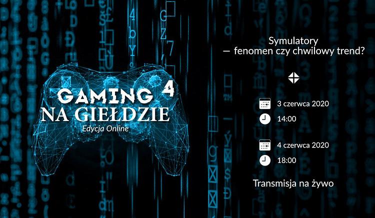 gaming,giełda,konferencja,newconnect,symulatory,akcje