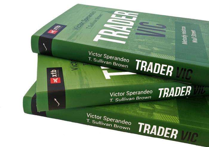 Trader,Vic,książka
