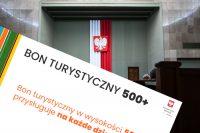 Sejm przyjął ustawę o polskim bonie turystycznym