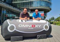 Omnioxy: Wierzymy w sukces firmy, dla nas to inwestycja na wiele lat [RELACJA Z CZATU]