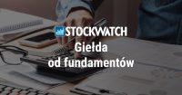 >> Poszukujemy analityków fundamentalnych do pracy w dziale analiz StockWatch.pl – praca zdalna, dodatkowa