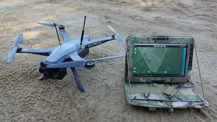 assecopol, drony, akcje, technologie,