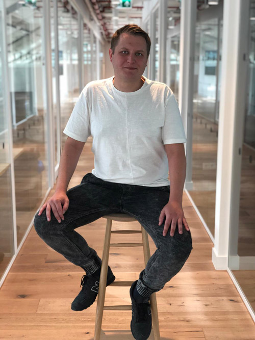 Leszek Krajewski, członek zarządu ds. rozwoju PunkPirates SA - start 21 września 11:00