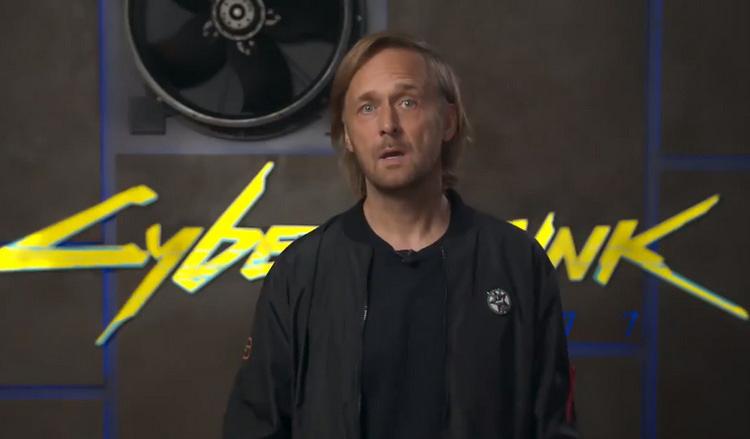 cyberpunk,Marcin,Iwiński,cdprojekt