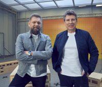 Adam Kiciński, prezes zarządu i Piotr Nielubowicz, wiceprezes ds. finansowych CD Projekt SA - start 23 kwietnia o godz. 15:00