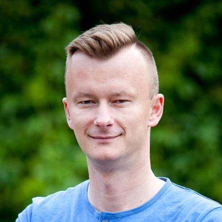 Jarosław Wojczakowski - prezes Vivid Games - start 12 kwietnia o 11:00