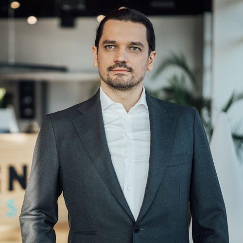 Piotr Żygadło, prezes zarządu All in! Games SA: Pierwszy kwartał pokazuje, że praca wykona w 2020 roku przynosi obecnie efekty