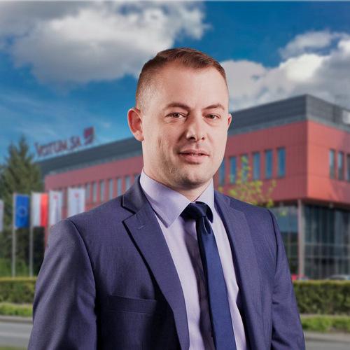 Bartłomiej Krupa, prezes zarządu Votum SA. Start - 13 maja, godz. 12:00