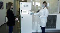 ML System podpisał dwa listy intencyjne z sieciami laboratoryjnych badań diagnostycznych