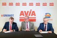Grupa Unimot podpisała list intencyjny z nowym członkiem Avia International w Polsce